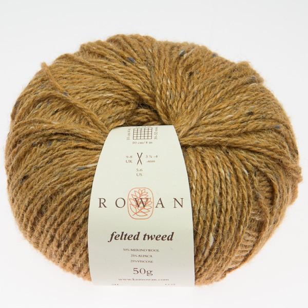 Rowan Felted Tweed 160 Gilt