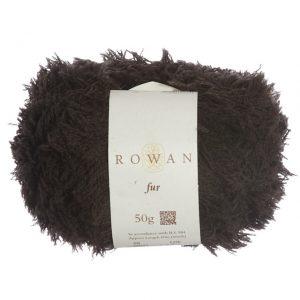 Rowan stricken Wolle Pelz Webpelz Garn