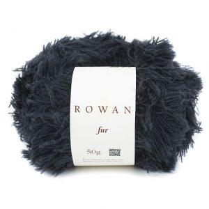 Rowan Garn Wolle Pelz Webpelz Kunstfell stricken häkeln
