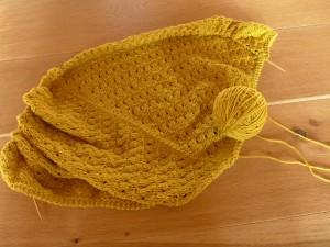 Der Skyggen in gelbem Creative Linen von Rowam