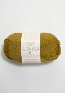 Sandnes Garn Knäuel Alpakka Ull Strickgarn 2035 oker stricken Wolle