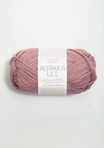 Sandnes Garn Knäuel Alpakka Ull Strickgarn 4042 gammelrosa rosa altrosa stricken Wolle