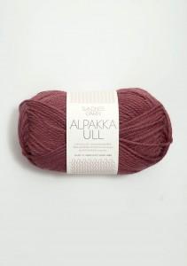 Sandnes Garn Knäuel Alpakka Ull Strickgarn 4053 gammelrosa rosa altrosa stricken Wolle