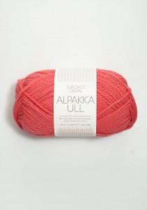 Sandnes Garn Knäuel Alpakka Ull Strickgarn 4216 korall koralle stricken Wolle
