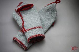 Marktfrauenhandschuhe stricken Stichfest Blog