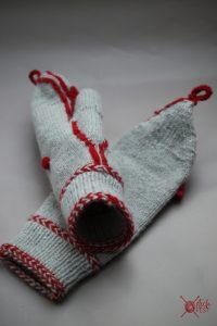 marktfrauenhandschuhe fäustlinge stricken klappe stichfest blog wolle handschuhe