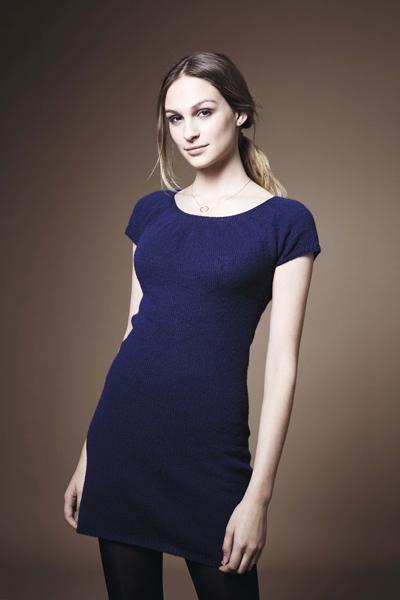 Anleitung Strickkleid Little Knit Dress
