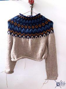 Riddari Pullover Isländer